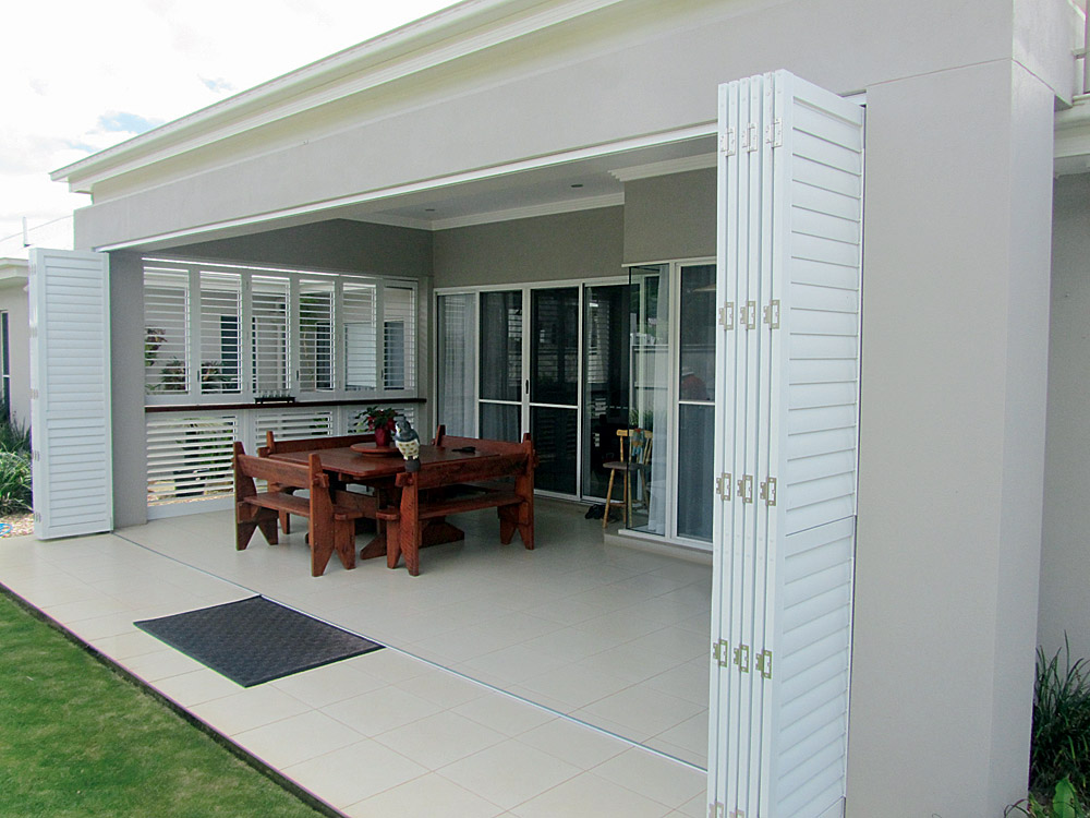 Aluminium Shutters Products Lockout Security