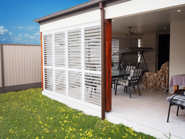 Aluminium shutters, Products, Lockout Security